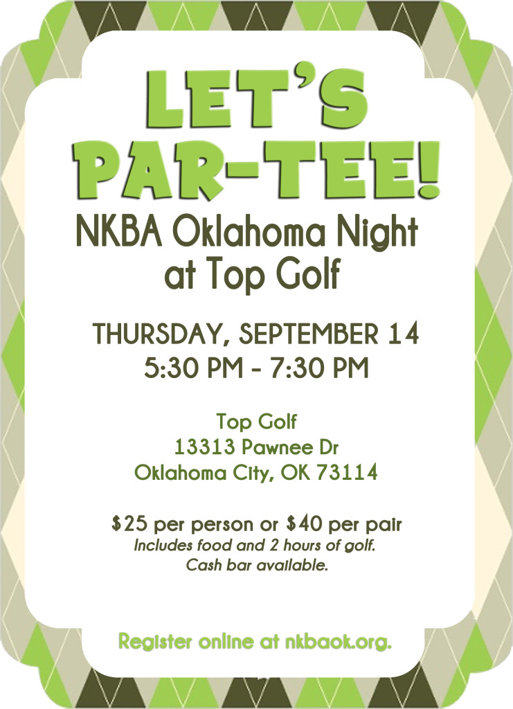 NKBA Top Golf Invitation
